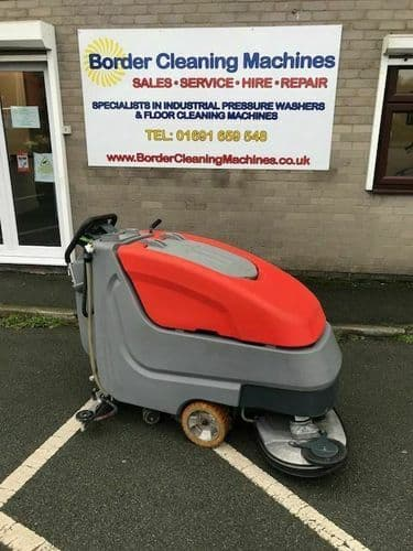 "Hako B90 30"" Battery Scrubber Drier / Dryer"
